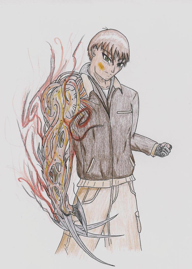 [PROTOTYPE] Adam (colored) by BlackImpulse