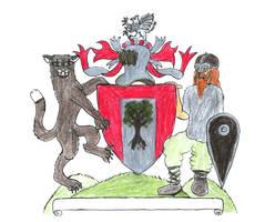 Arms of Grand Duke of Upper NY