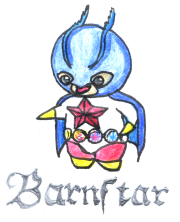 PA superhero Barnstar by ayellowbirds