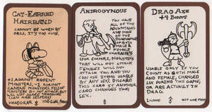 Custom Munchkin Cards