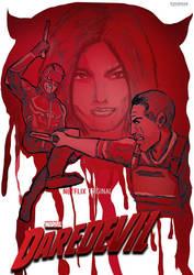 Daredevil season 2 fan art