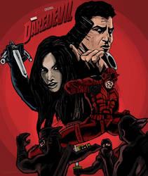 Daredevil season 2 fan art (final)
