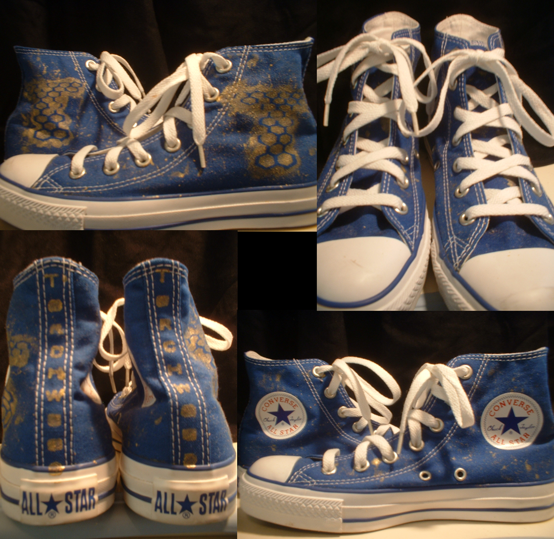 torchwood converse by elfy016