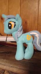 MLP plushie Lyra