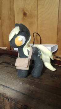 MLP chibi plushie Derpy the mail pony