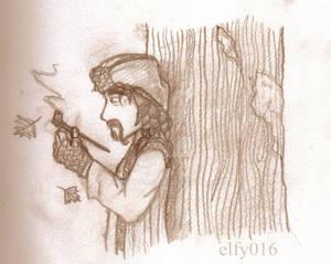 Bofur doodle1