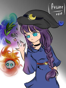 Witchh gurll