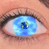 Gaias Eye by doodler