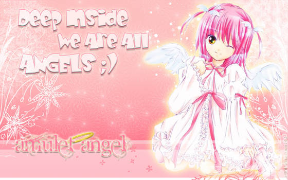 Shugo Chara ~Amulet Angel~ Wallpaper