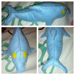 Haru Dolphin Plush [Completed]