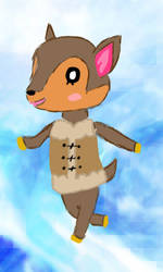 ~Animal Crossing~ Fauna Fanart