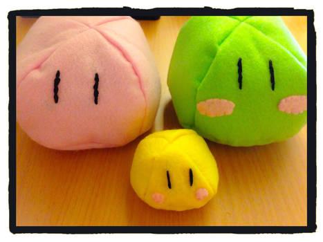~Craft Projects~ Mini Dango Family