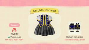 ~Animal Crossing~ Enstars!! Knights Inspired Dress