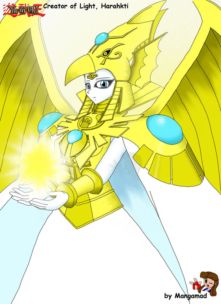 Creator of Light Harahkti DONE by Mangamad