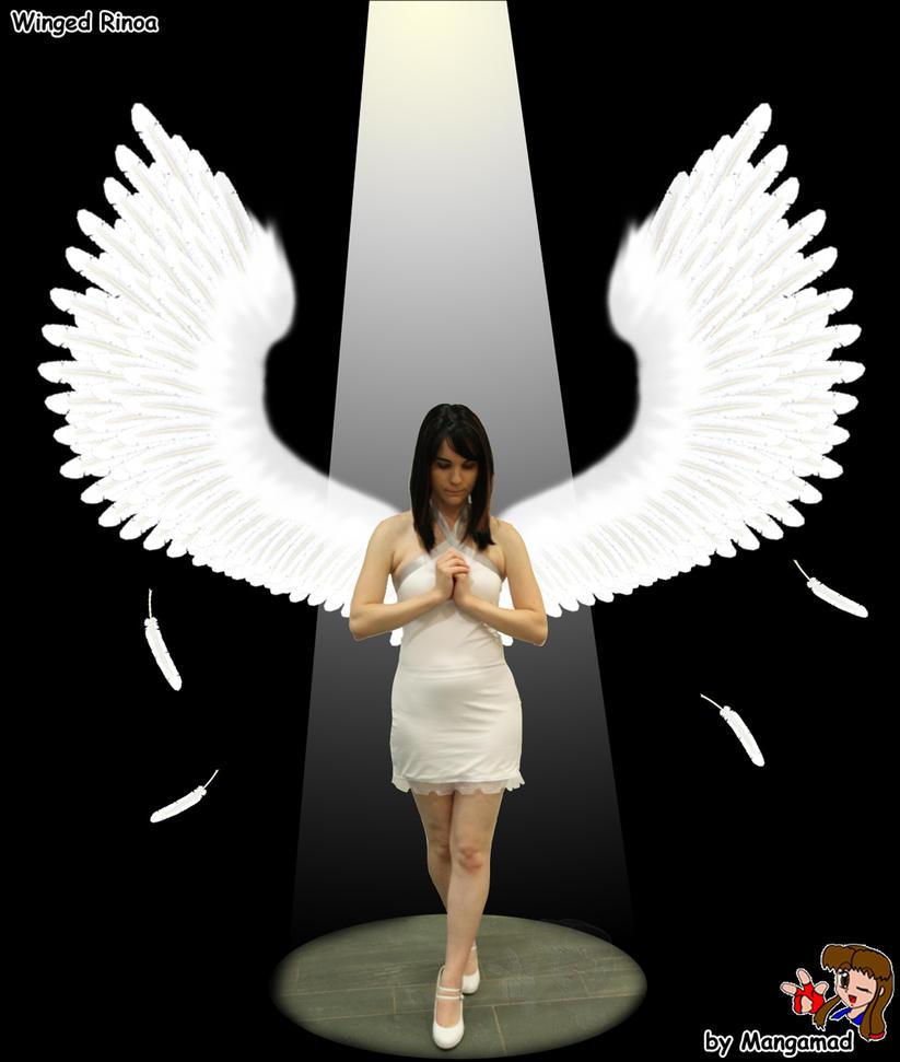 Winged Rinoa by Mangamad