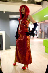 Amecon 2012 Jessica Rabbit by Mangamad