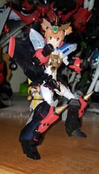 Gaogaigar-chan: Ready for a beat down