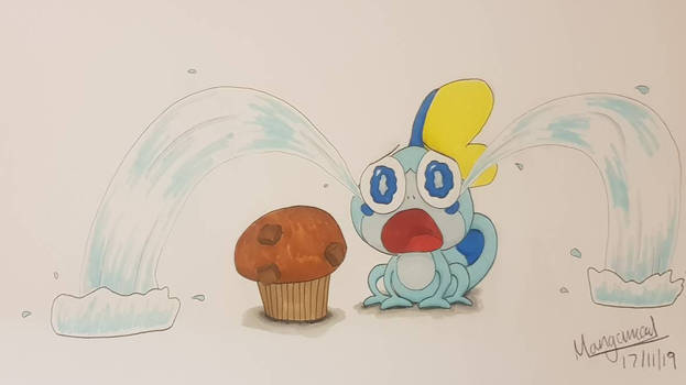 Sobble and Muffin