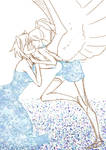 [academie Yokai] Wintersleep by CyciTheConqueror