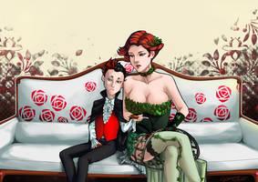 [Miroir d Alice] RP E H1 Playing cards by CyciTheConqueror