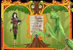 [ CM ] Hadriel N Myst by CyciTheConqueror