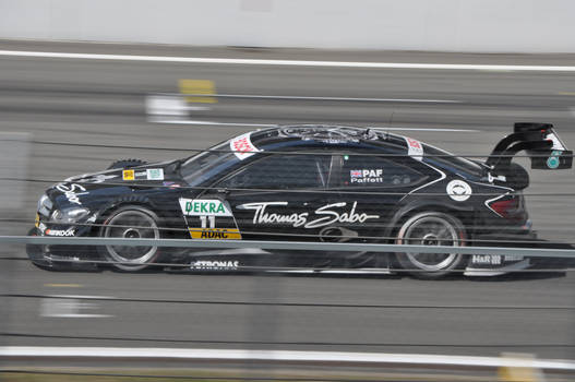 DTM Nurburgring 2012 - #11 Gary Paffett