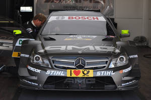 DTM Nurburgring 2012 - Mercedes C-Coupe AMG by StormtraXx