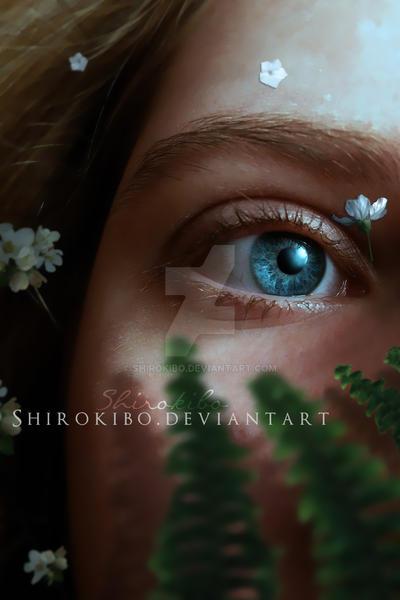 Flower Girl by Shirokibo