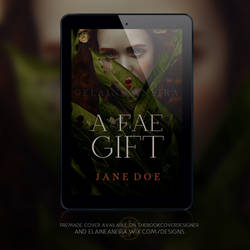 Premade Book Cover - A Fae Gift