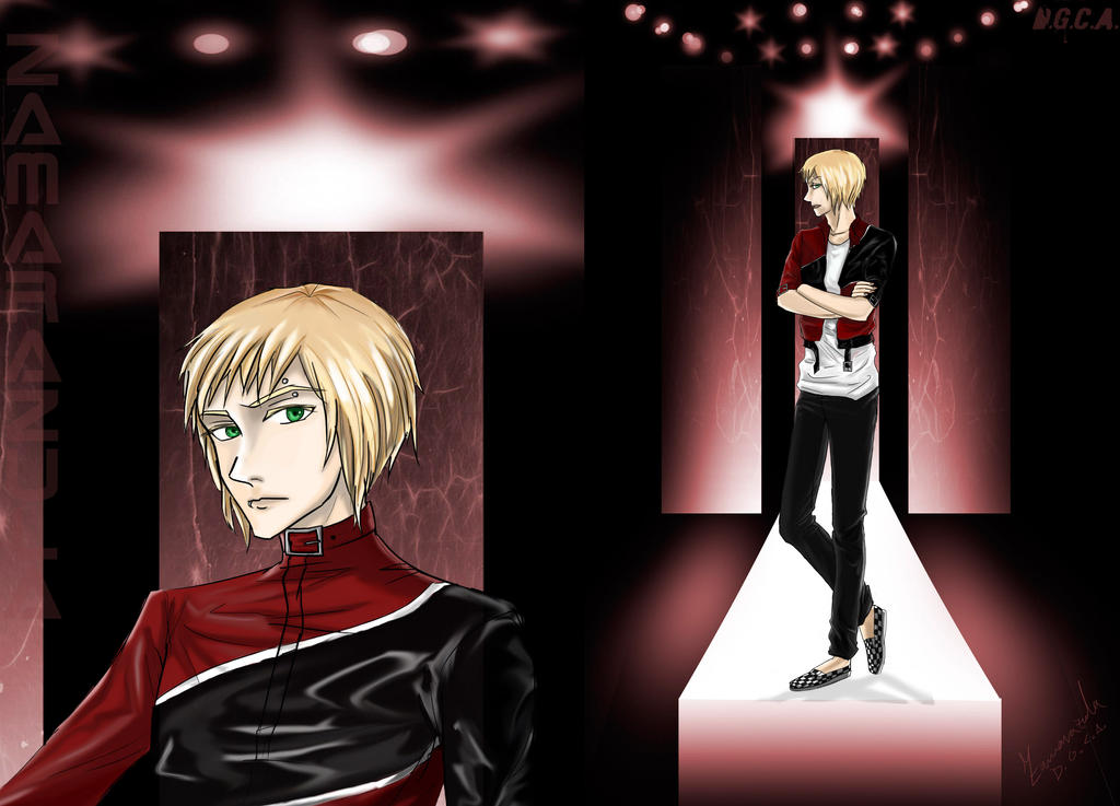 Fashion Design Switzerland of Hetalia by Zamarazula