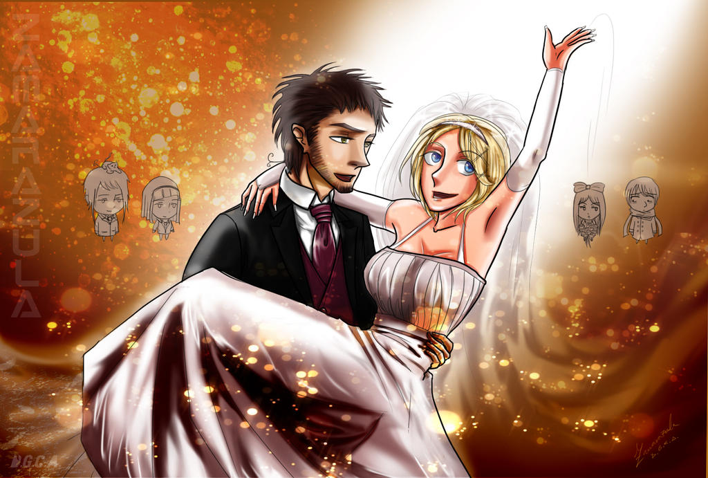 Party of Wedding - Ukraine x Turkey by Zamarazula