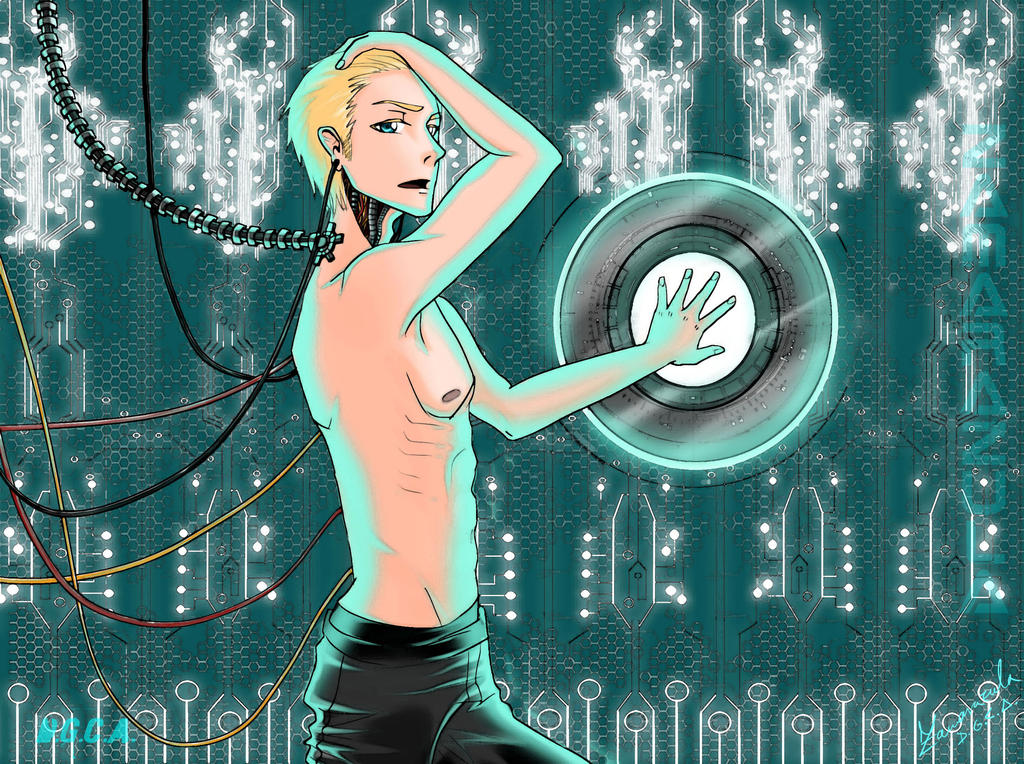 Science Fiction: Cyborg Germany by Zamarazula