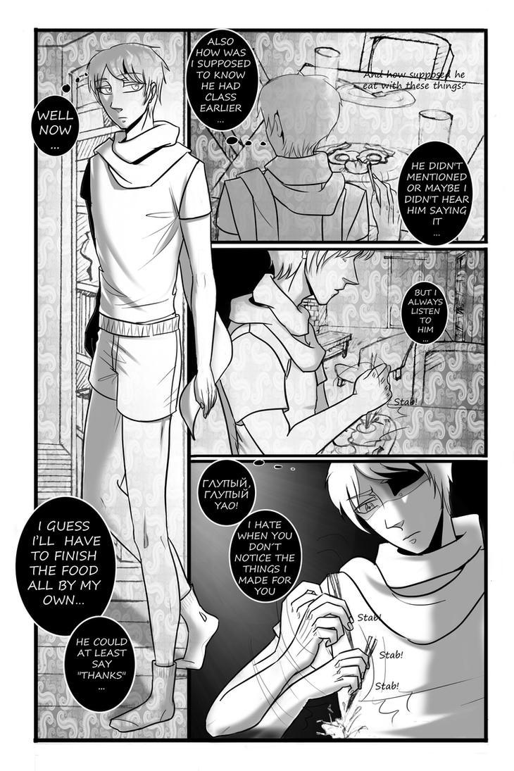 Russia x China: Closer to you - Extra Page 5.1 by Zamarazula
