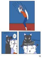 Present Perfect page 18 eng. by Bleu-Fenrir