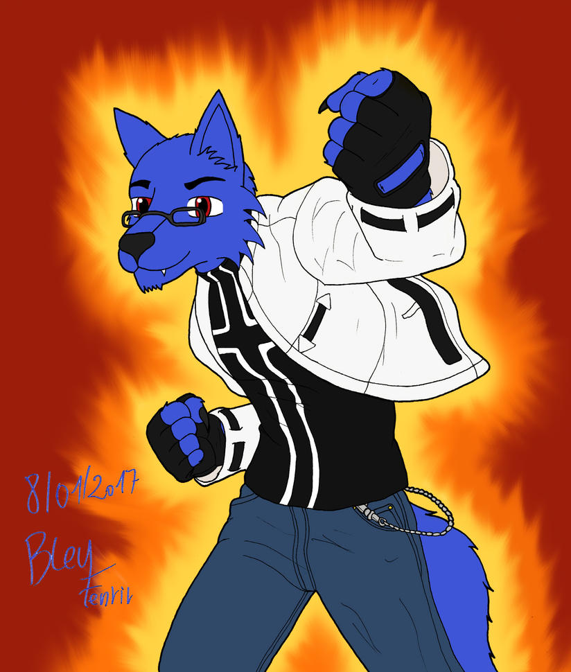 Soborkid in The King of Fighters by Bleu-Fenrir