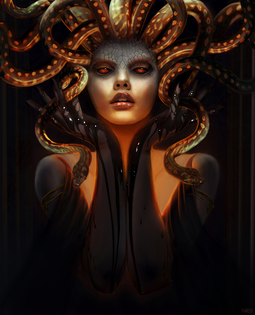Medusa by RobShields