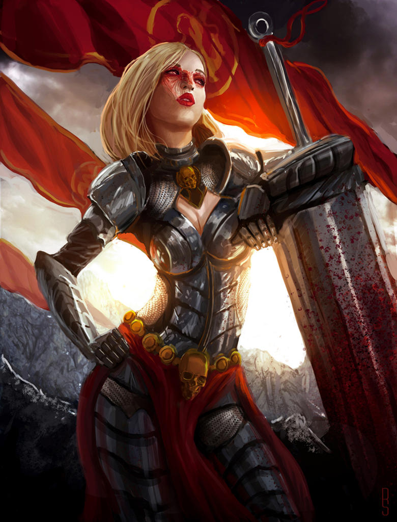 Dragonslayer by RobShields
