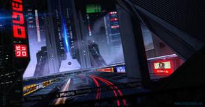 Night City 2808