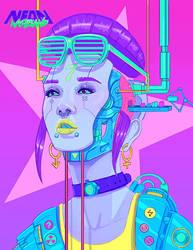 Glitter Girl (Face Off #7)