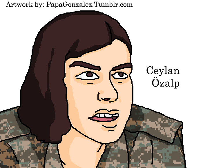 Ceylan Ozalp by PapaGonzales