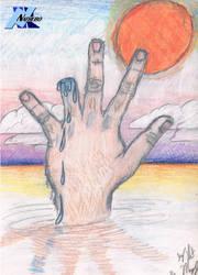 Melts My Hand by Natrebo