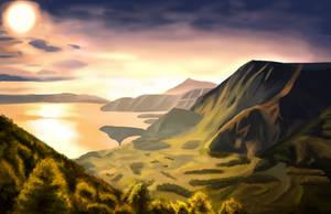 Landscape Study 4
