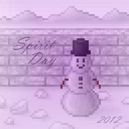 Purple Snow Spirit by FallingSnowLegends
