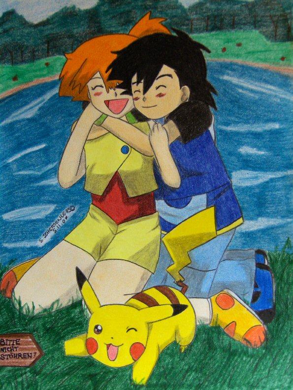 Plese not to faze... by Ash-Misty-Pikachu