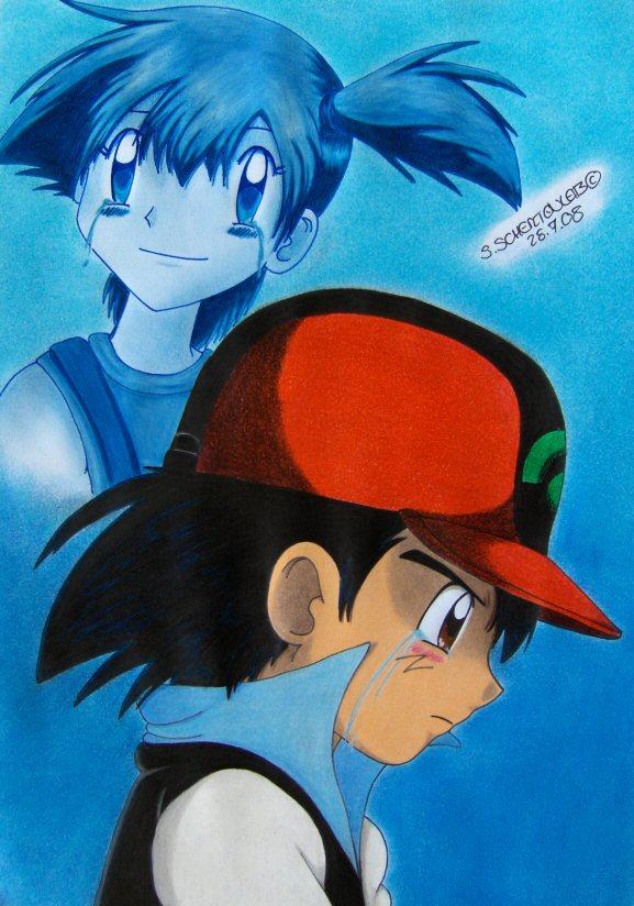 Since you've been gone... by Ash-Misty-Pikachu