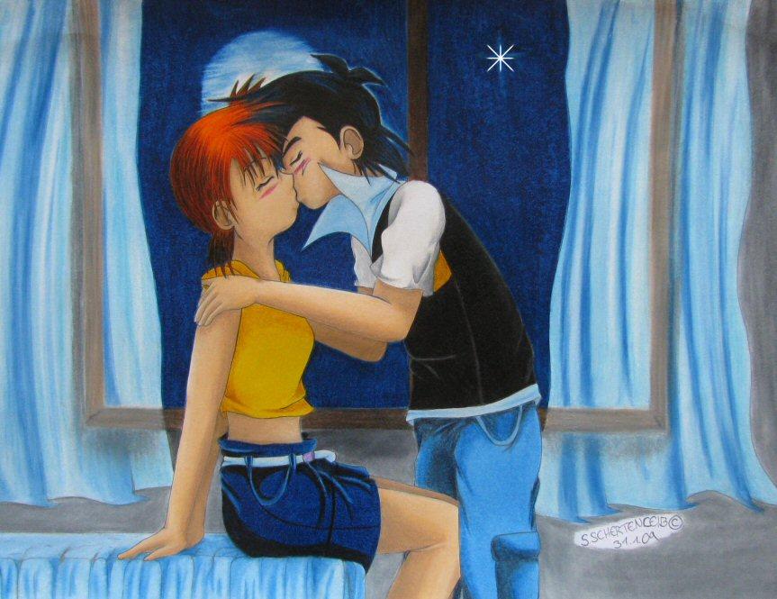 you are mine... gladly... by Ash-Misty-Pikachu