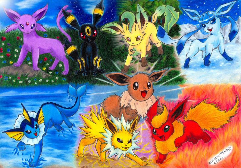 8 Art Elements : The power of elements by ash misty pikachu on deviantart