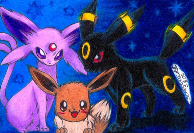 Family by Ash-Misty-Pikachu