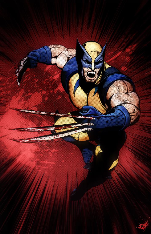 Wolverine by maxx0