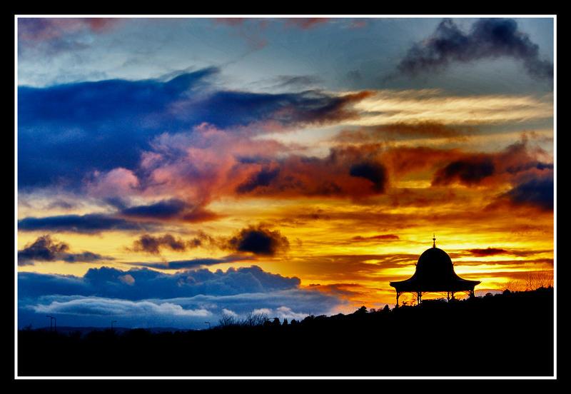 Dundee Sunset by Ballisticvole